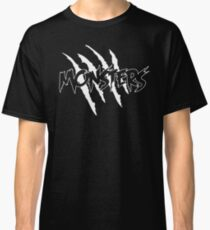 MONSTERS MERCHANDISE Classic T-Shirt