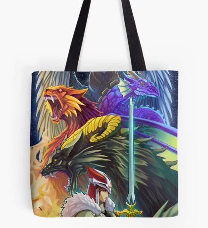 The Dragonmaster Tote Bag