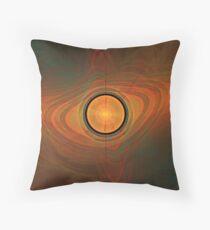 Proton Throw Pillow