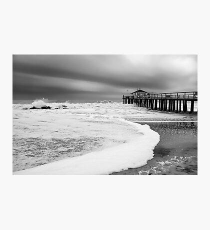 Ocean Grove Fishing Pier Photographic Print