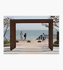 Haeundae Beach Photographic Print
