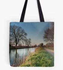 Bridgwater and Taunton Canal Tote Bag