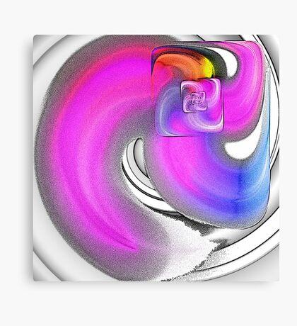 Shape / Colours Canvas Print