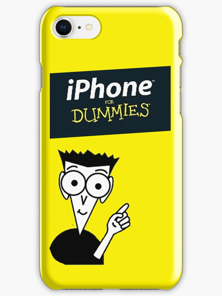 iPhone for Dummies by brennanpearson