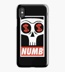 Obey the Numb$kull iPhone Case/Skin