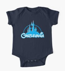 Castlevania One Piece - Short Sleeve