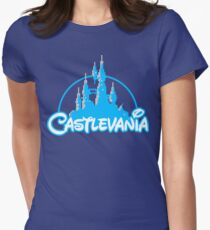 Castlevania Women's Fitted T-Shirt
