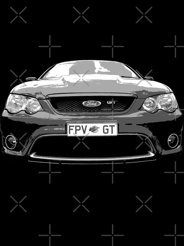 Ford FPV by Clintpix