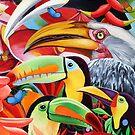 Jungle Colours von Graeme  Stevenson