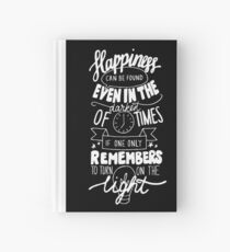 Happiness Hardcover Journal