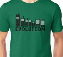 Cell Phone Evolution Unisex T-Shirt