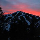 Sunset - Baldy Mountain by Rich Summers