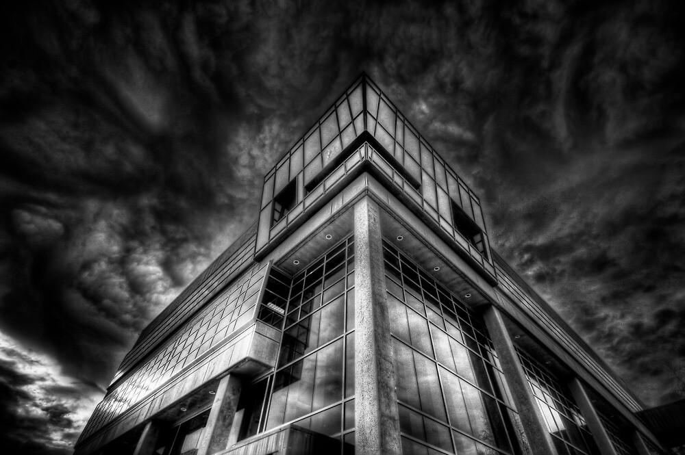 Cloud Central Headquarters by Bob Larson