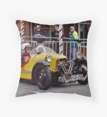 Morgan Supersport 1946 Throw Pillow