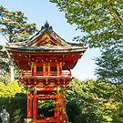 Temple Gate, Japanese Tea Garden by SusanAdey