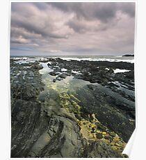 """Hymn of a Howling Wind"" ∞ Mimosa Rocks, NSW - Australia Poster"
