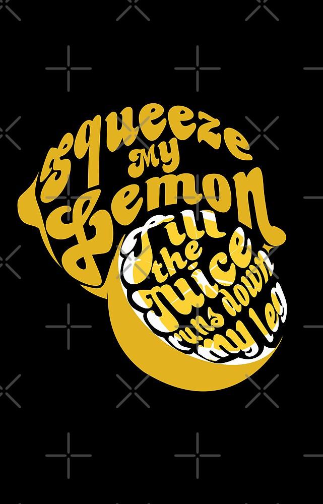 The Lemon Tee by Nana Leonti