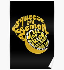 The Lemon Tee Poster