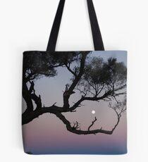 dusky moon Tote Bag