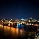 A New York City Night by JohnnyWLam