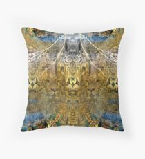 Leopard Skinned Throw Pillow