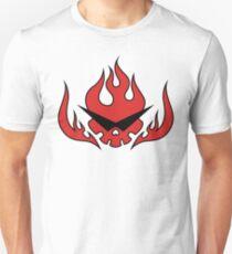 Camiseta unisex Tengen Toppa Gurren Lagann - Logotipo del equipo Dai-Guren