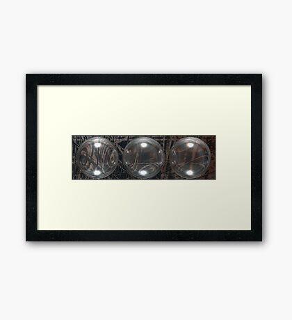 III.3 Framed Print
