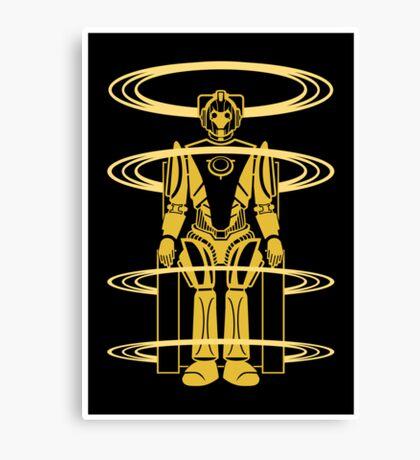 CYBEROPOLIS Canvas Print