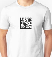 DataMatrix - FUCK YOU Unisex T-Shirt