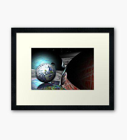 Acacia - World of Wonders Framed Print