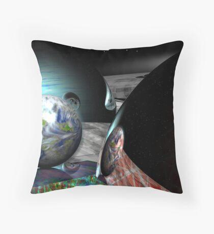 Acacia - World of Wonders Throw Pillow