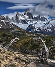 Mt Fitzroy #2 by Peter Hammer