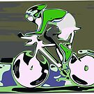 Cyclist 1 by ChrisButler