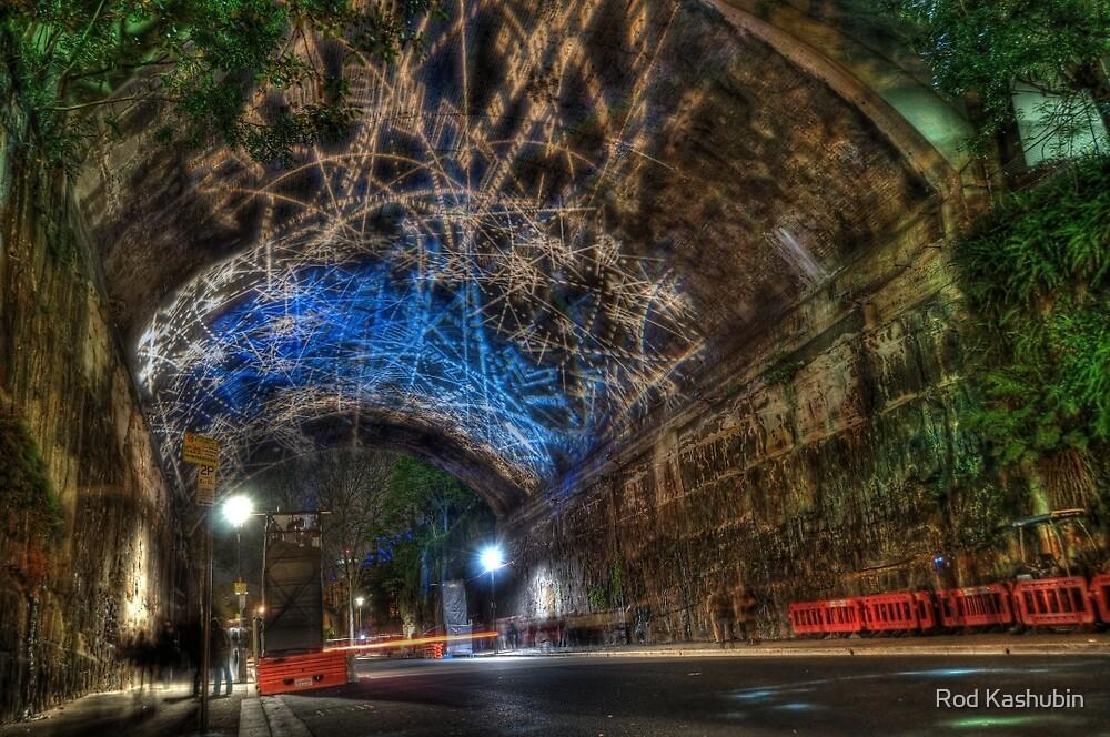 The Argyle Cut Rocklights by Rod Kashubin