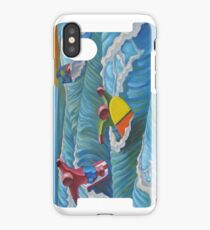 Surf Zone iPhone Case