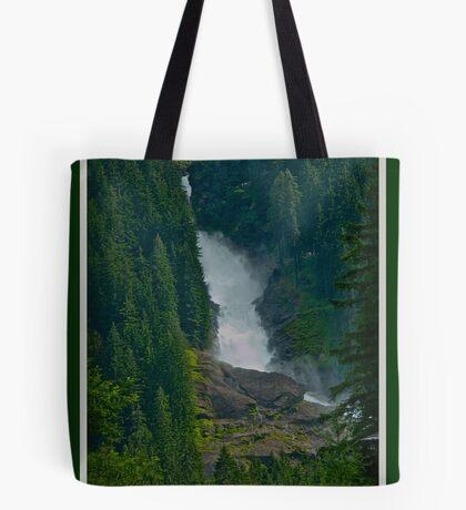 Krimell Waterfall. Austria . Europa. by Brown Sugar. Views (230) favorited by (2) Thx! Tote Bag