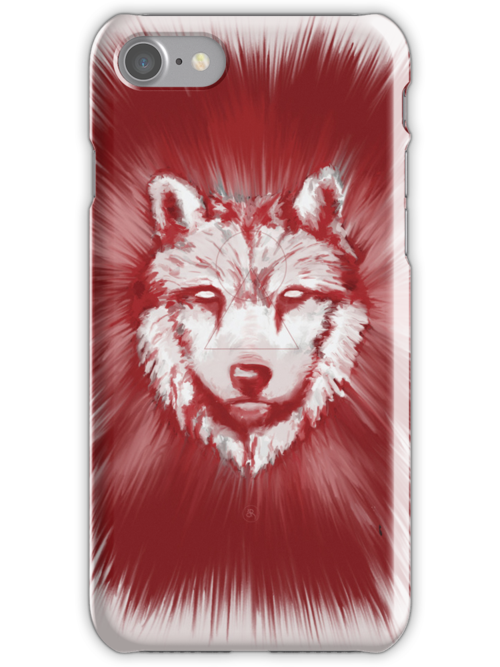 Red Wolf by roundrobin