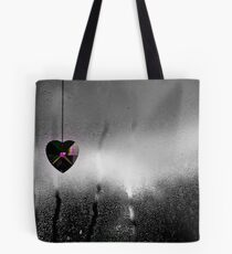 My heart weeps with love Tote Bag