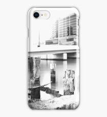 Victoria harbour iPhone Case/Skin