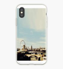 sherlock's london iPhone Case