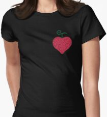 Ope Ope no Mi Women's Fitted T-Shirt