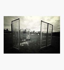 Permafrost  Photographic Print