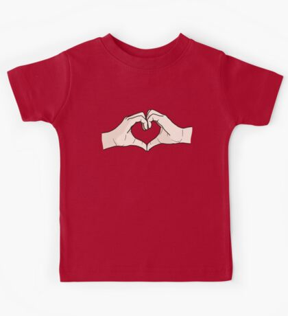 Heart Hands Kids Clothes