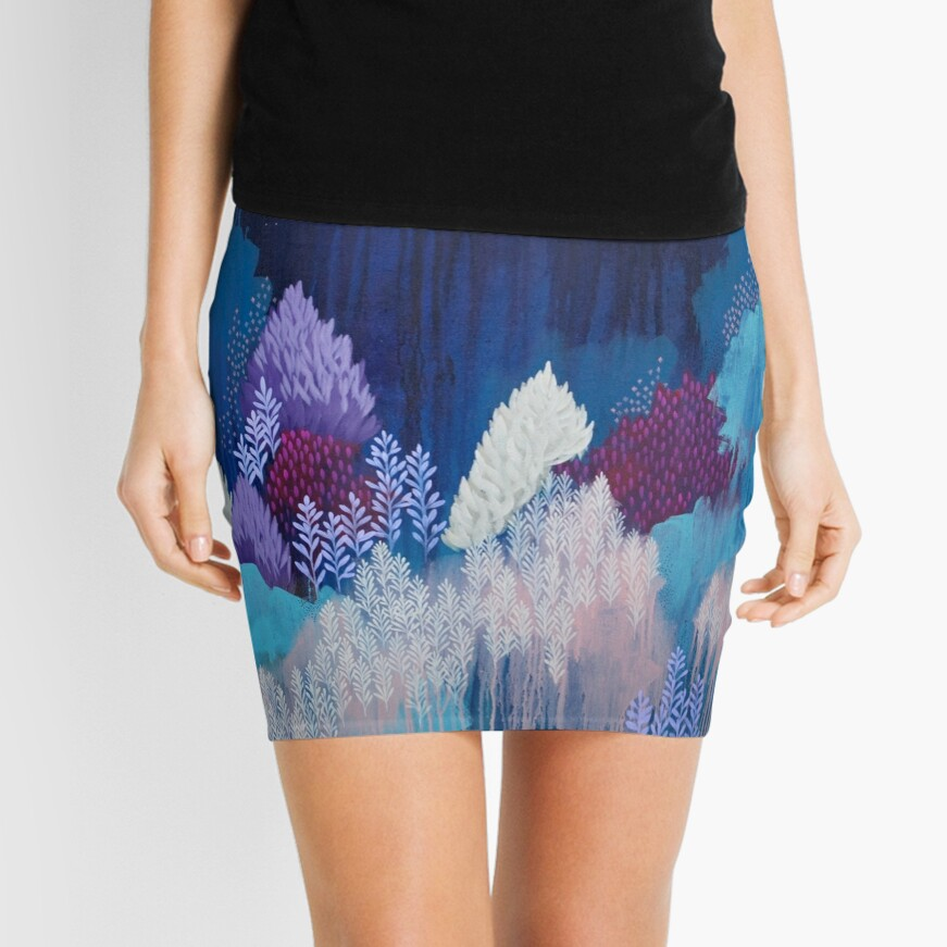Still The Night Mini Skirt