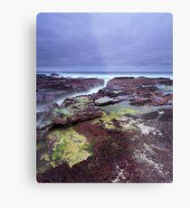 """Red Earth"" ∞ Haycock Point, NSW - Australia Metal Print"