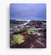 """""""Red Earth"""" ∞ Haycock Point, NSW - Australia Canvas Print"""