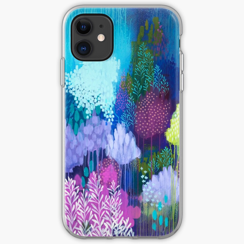 Under The Trees iPhone Case & Cover