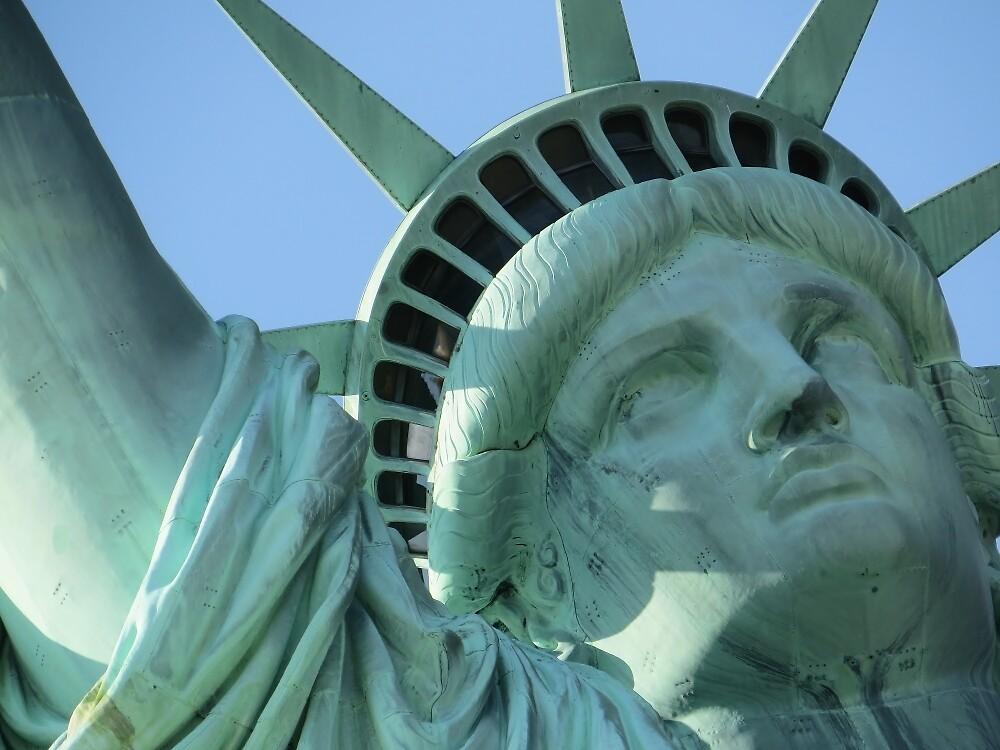 Lady Liberty by Timekeeper5
