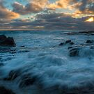 Sunset At Flinders by Scott Sheehan