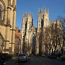 York Minster by jesika